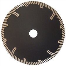 "4"" - 10"" Premium Small Diameter Continuous Rim Turbo Diamond Blade for General Purposes"