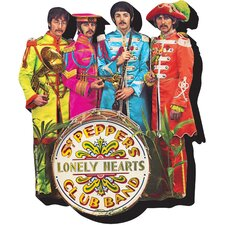 Beatles - SGT Pepper Magnet
