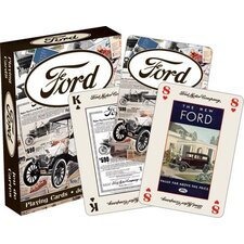 Ford Heritage Playing Cards