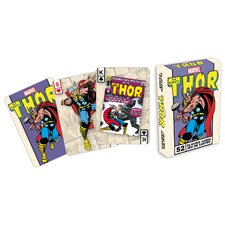 The Mighty Thor Playing Cards