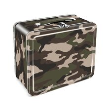 <strong>NMR Distribution</strong> Camouflage Lunch Box