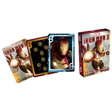Iron Man 3 Playing Cards