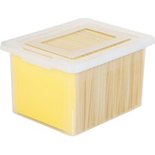 Letter/Legal Size File Storage Box (Set of 4)