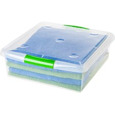 Store and Slide Storage Box (Set of 6)
