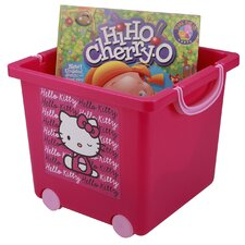 Hello Kitty Stacking Basket with Lid (Set of 4)