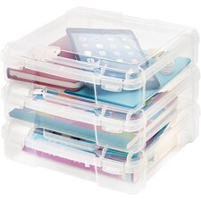 Portable Project and Scrapbook Case (Set of 6)