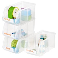 Stacking Bin (Set of 8)