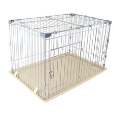 "22"" Wire Containment Dog Pen"