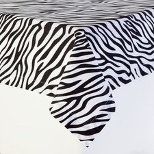 Zebra Cotton Tablecloth