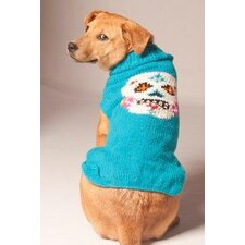 Sugar Skull Dog Sweater