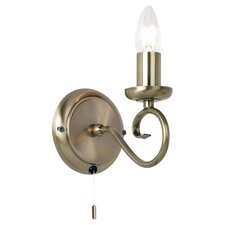 Classic Candle Sconce
