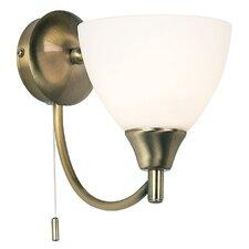 1 Light Semi Flush Light
