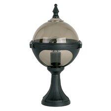 1 Light Globe Post Top Pedestal Lantern
