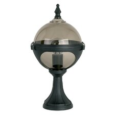 1 Light Pedestal Lantern Globe Post Top