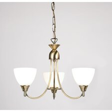 Opal 3 Light Chandelier