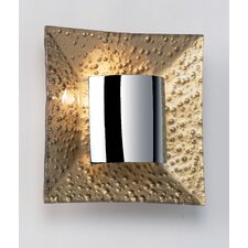 <strong>Endon Lighting</strong> 1 Light Wall Flush Light