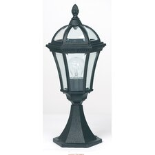 1 Light Pedestal Lantern