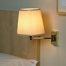 1 Light Swing Arm Wall Light