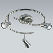 Loop Arm 3 Light Ceiling Spotlight