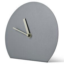 Steel Stand Clock