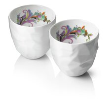 Design by Us Raw Diamonds Thermo Cups (Set of 2)