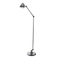 160 cm Angled Floor Lamp with Head Lamp Shade