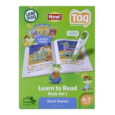 <strong>LeapFrog</strong> Leapfrog Tag Learn To Read Phonics