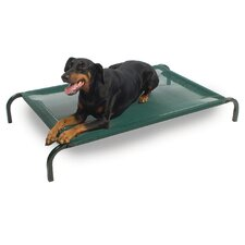 Flea-Free Raised Dog Bed