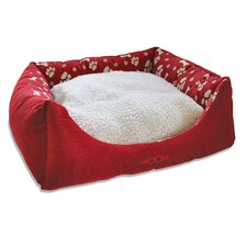 Jack's Dog Bed with Woolly Insert