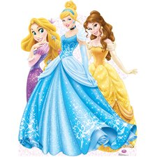 "<strong>Advanced Graphics</strong> ""Princesses Group - Disney"" Cardboard Standup"