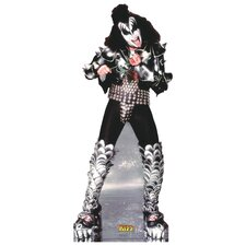 Kiss - Gene Simmons Life-Size Cardboard Stand-Up