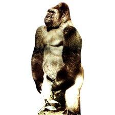 Animals Gorilla Wall Decal