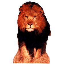Animals Lion Wall Decal