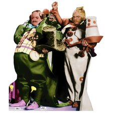<strong>Advanced Graphics</strong> Wizard of Oz - Munchkins Life-Size Cardboard Stand-Up