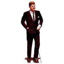 Cardboard President John F. Kennedy Standup