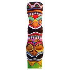 Cartoons Tiki Gods Walljammers Wall Decal