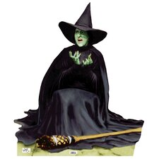 <strong>Advanced Graphics</strong> Wizard of Oz - The Wicked Witch Melting Life-Size Cardboard Stand-Up