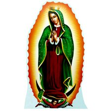 Cardboard Religious Our Lady of Guadalupe Standup