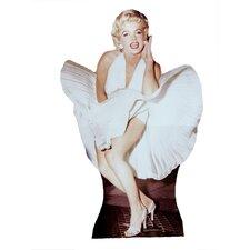 Cardboard Hollywood Marilyn Monroe Seven Year Itch Standup