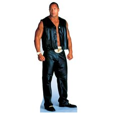 World Wrestling Entertainment - The Rock Life-Size Cardboard Stand-Up