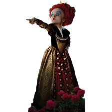 Red Queen Alice in Wonderland Cardboard Stand-Up