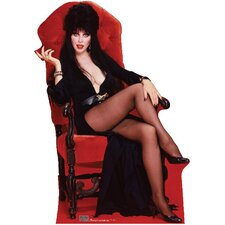 <strong>Advanced Graphics</strong> Elvira Chair Cardboard Stand-Up