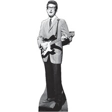 Buddy Holly Cardboard Stand-Up