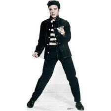 <strong>Advanced Graphics</strong> Elvis Jailhouse Rock Cardboard Stand-Up