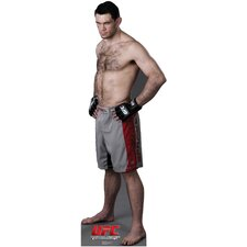 UFC Forrest Griffin Cardboard Stand-Up