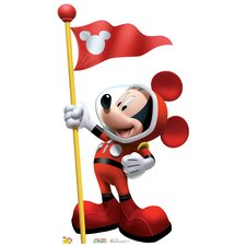 <strong>Advanced Graphics</strong> Mickey In Space Stand-Up