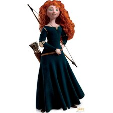 Disney Pixar Brave Merida Cardboard Stand-Up
