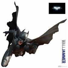 Dark Knight Rises Batman Jammer Wall Decal