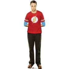 Big Bang Theory Sheldon Cardboard Stand-Up