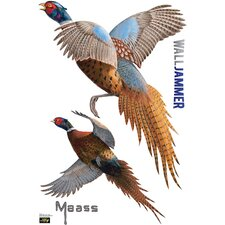 Cabela's Pheasant Wall Decal
